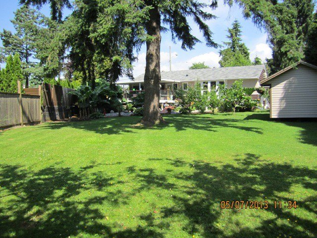"Main Photo: 12494 102ND Avenue in Surrey: Cedar Hills House for sale in ""St. Helen's Park"" (North Surrey)  : MLS®# F1404669"