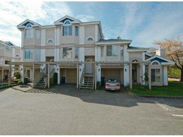 "Main Photo: 51 7875 122 Street in Surrey: West Newton Townhouse for sale in ""The Georgian"" : MLS®# F1404856"