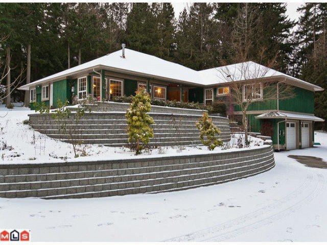 Main Photo: 13073  28TH AV in Surrey: Sunnyside Park Surrey House for sale (South Surrey White Rock)  : MLS®# F1201578