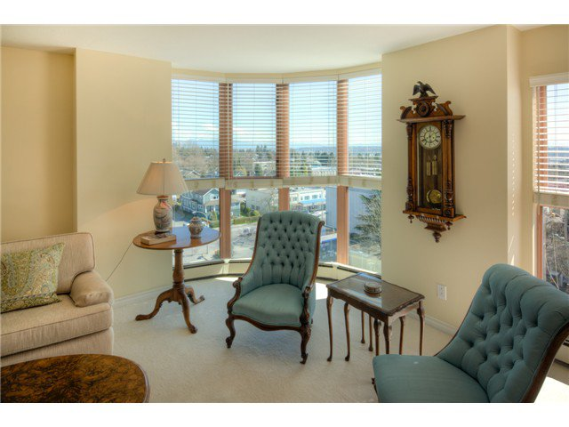 "Photo 4: Photos: 901 612 FIFTH Avenue in New Westminster: Uptown NW Condo for sale in ""UPTOWN"" : MLS®# V1056153"