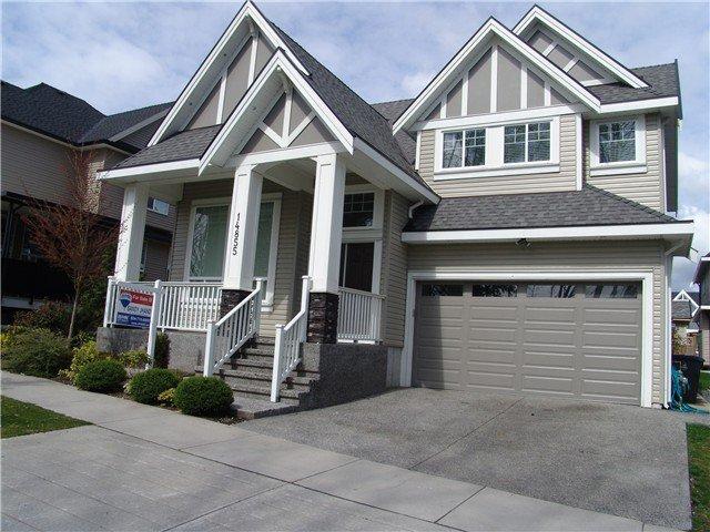 "Main Photo: 14855 70A Avenue in Surrey: East Newton House for sale in ""TE SCOTT"" : MLS®# F1407922"