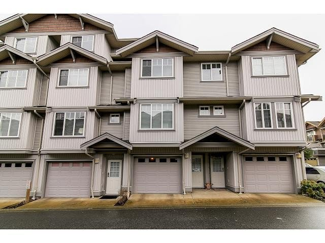 "Main Photo: 23 12040 68TH Avenue in Surrey: West Newton Townhouse for sale in ""TERRANE"" : MLS®# F1431699"