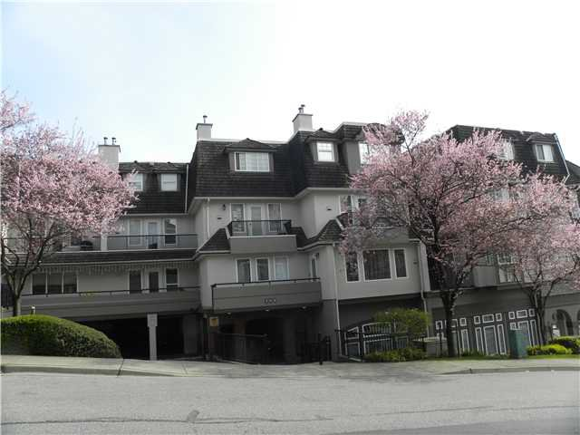 "Main Photo: 23 205 LEBLEU Street in Coquitlam: Maillardville Townhouse for sale in ""PLACE LEBLEU"" : MLS®# V1109917"