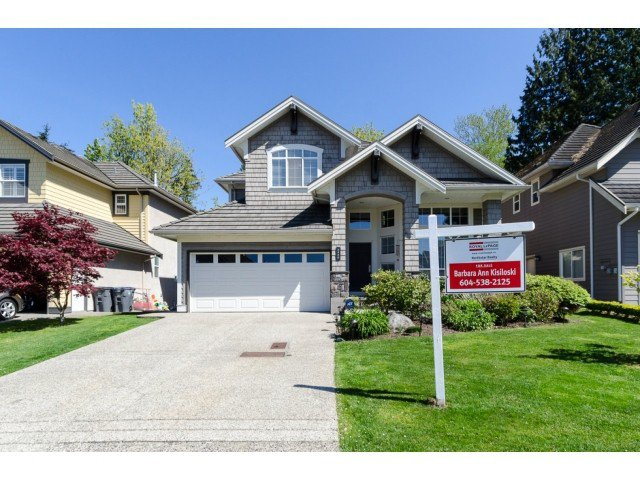 """Main Photo: 3450 150B Street in Surrey: Morgan Creek House for sale in """"ROSEMARY WEST"""" (South Surrey White Rock)  : MLS®# F1438639"""