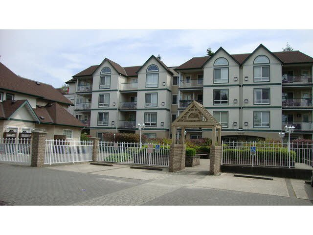 "Main Photo: 111 10082 132ND Street in Surrey: Cedar Hills Condo for sale in ""Melrose Court"" (North Surrey)  : MLS®# F1442265"