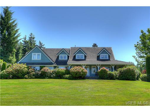 Main Photo: 1175 Greig Avenue in BRENTWOOD BAY: CS Brentwood Bay Single Family Detached for sale (Central Saanich)  : MLS®# 352582