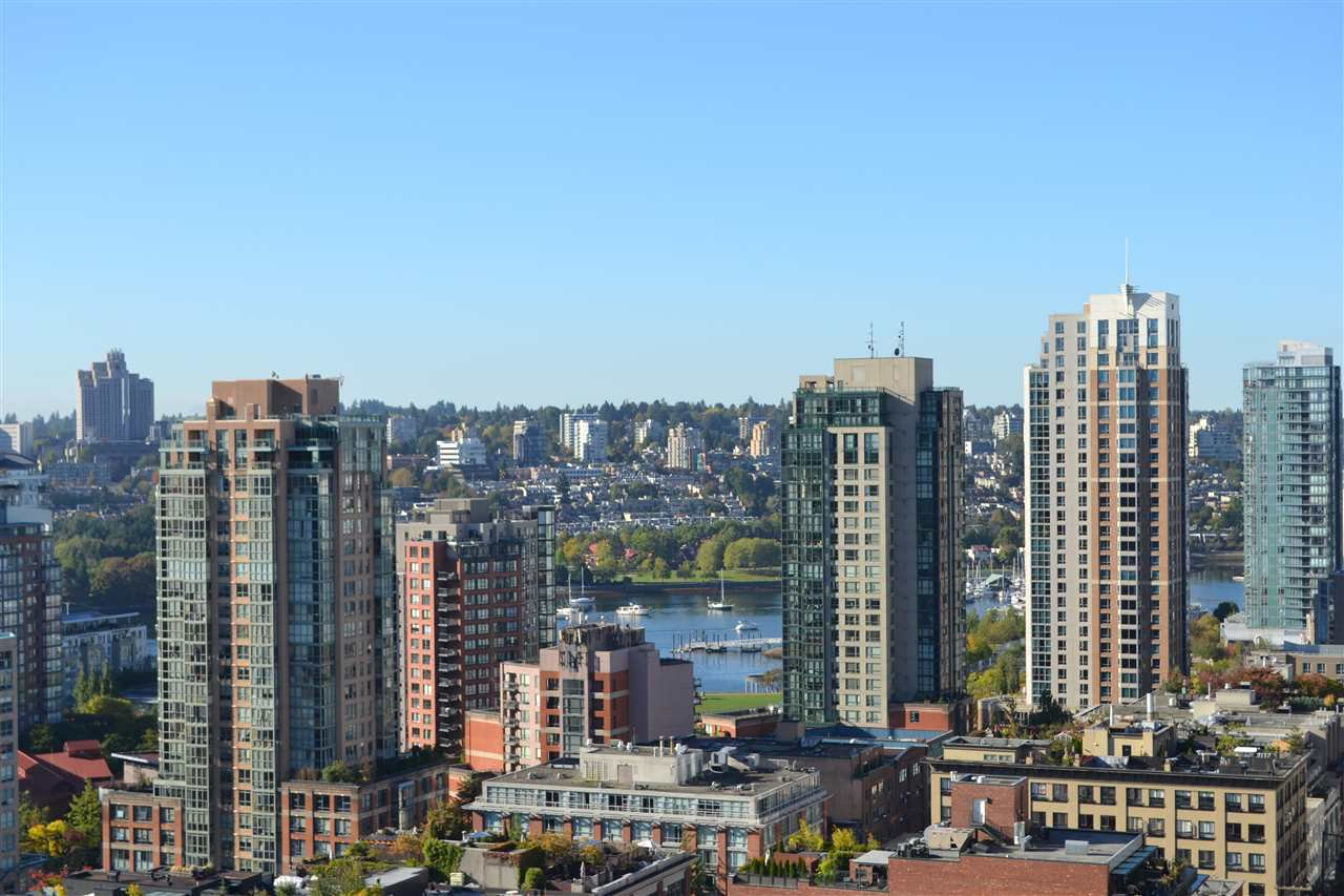 Main Photo: 2101 1055 HOMER Street in Vancouver: Yaletown Condo for sale (Vancouver West)  : MLS®# R2000927