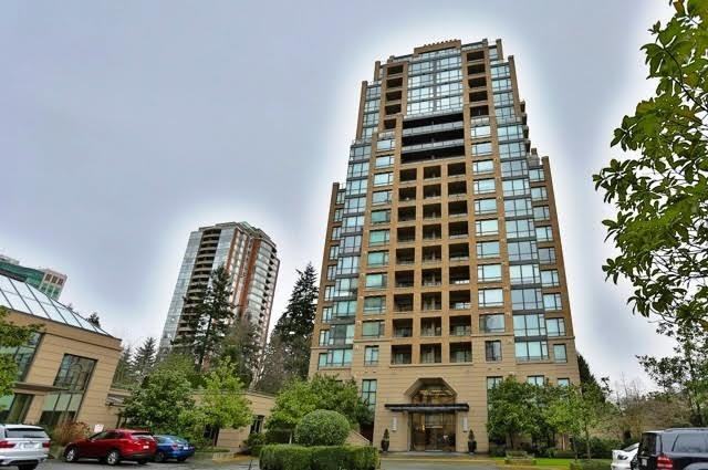 "Main Photo: 507 7388 SANDBORNE Avenue in Burnaby: South Slope Condo for sale in ""MAYFAIR PLACE"" (Burnaby South)  : MLS®# R2100697"