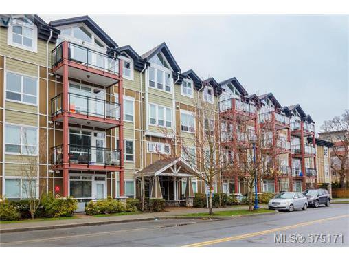 Main Photo: 319 2710 Jacklin Road in VICTORIA: La Langford Proper Condo Apartment for sale (Langford)  : MLS®# 375171
