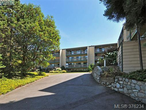 Main Photo: 405 3277 Quadra St in VICTORIA: SE Maplewood Condo for sale (Saanich East)  : MLS®# 755270