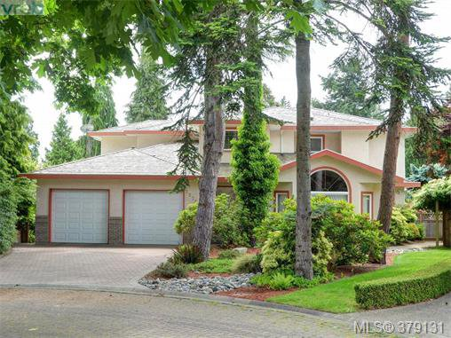 Main Photo: 2273 Sage Lane in VICTORIA: SE Arbutus Single Family Detached for sale (Saanich East)  : MLS®# 379131