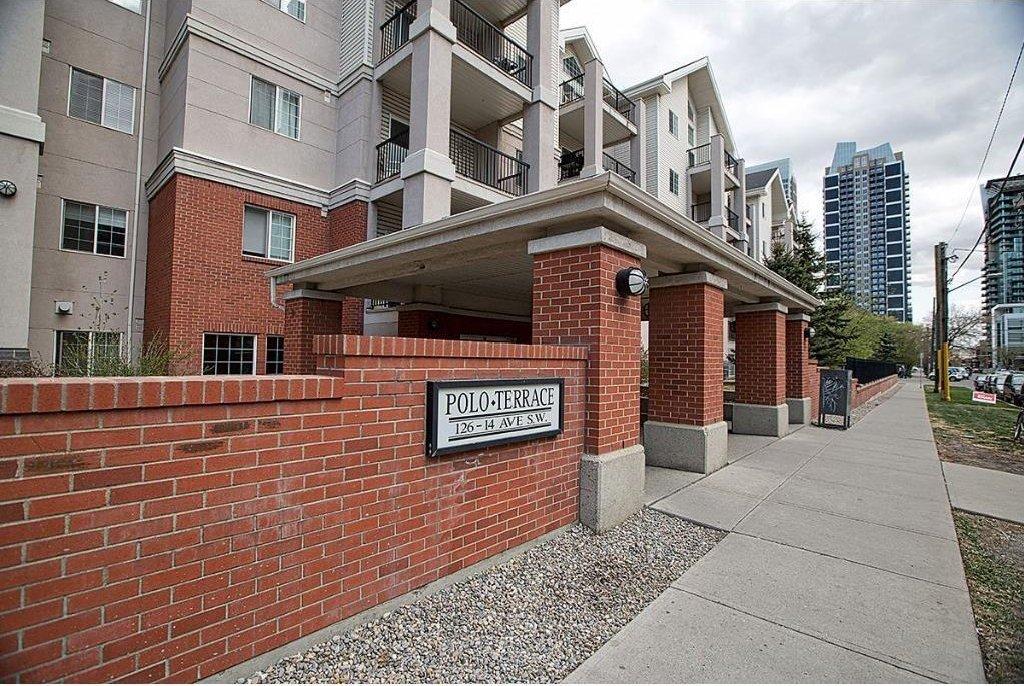 Main Photo: #405 126 14 AV SW in Calgary: Beltline Condo for sale : MLS®# C4126587