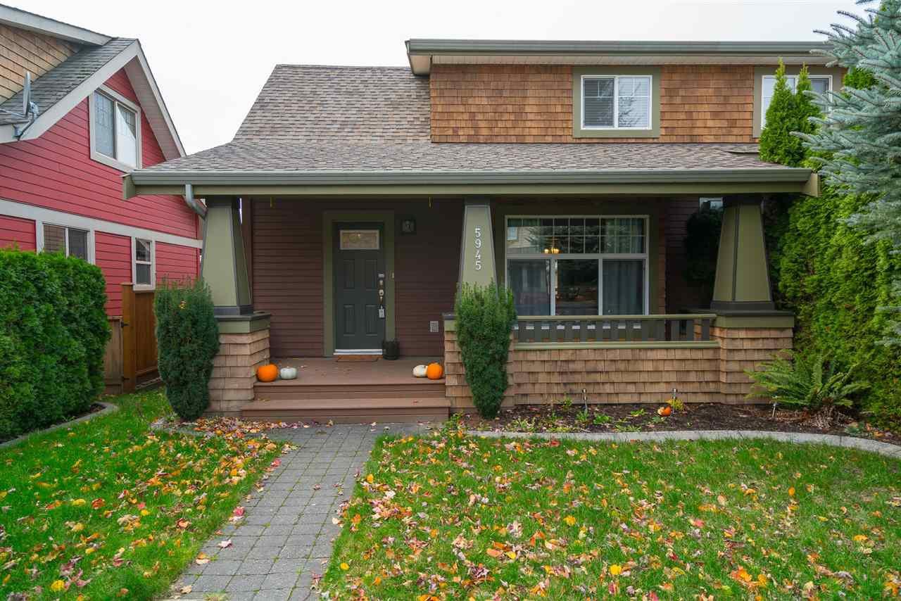 Main Photo: 5945 MATSQUI Street in Sardis: Vedder S Watson-Promontory House 1/2 Duplex for sale : MLS®# R2220232