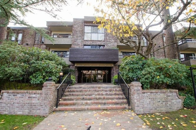 "Main Photo: 105 1266 W 13TH Avenue in Vancouver: Fairview VW Condo for sale in ""Landmark Shaughnessy"" (Vancouver West)  : MLS®# R2221653"