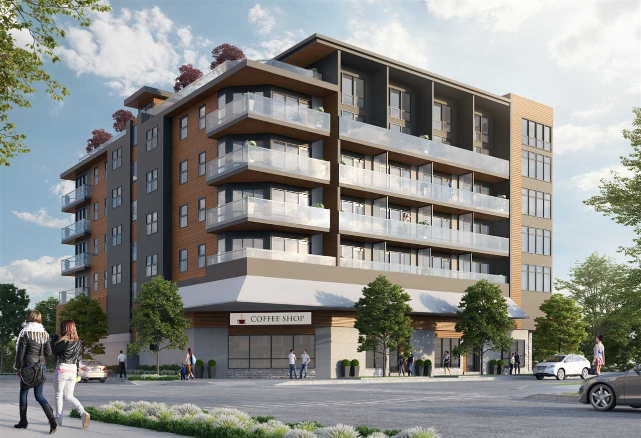 """Main Photo: 612 38013 THIRD Avenue in Squamish: Downtown SQ Condo for sale in """"The Lauren"""" : MLS®# R2222831"""