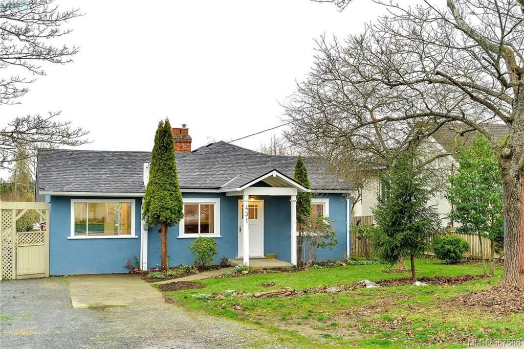Main Photo: 431 Davida Ave in VICTORIA: SW Gorge House for sale (Saanich West)  : MLS®# 778826