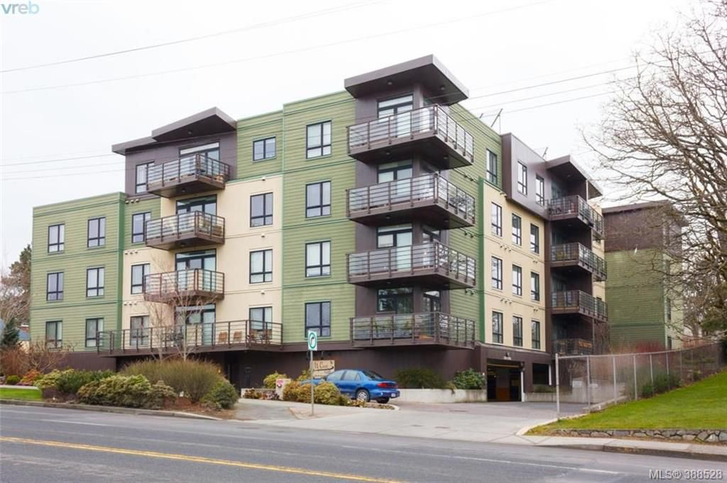 Main Photo: 309 982 McKenzie Ave in VICTORIA: SE Quadra Condo for sale (Saanich East)  : MLS®# 780785