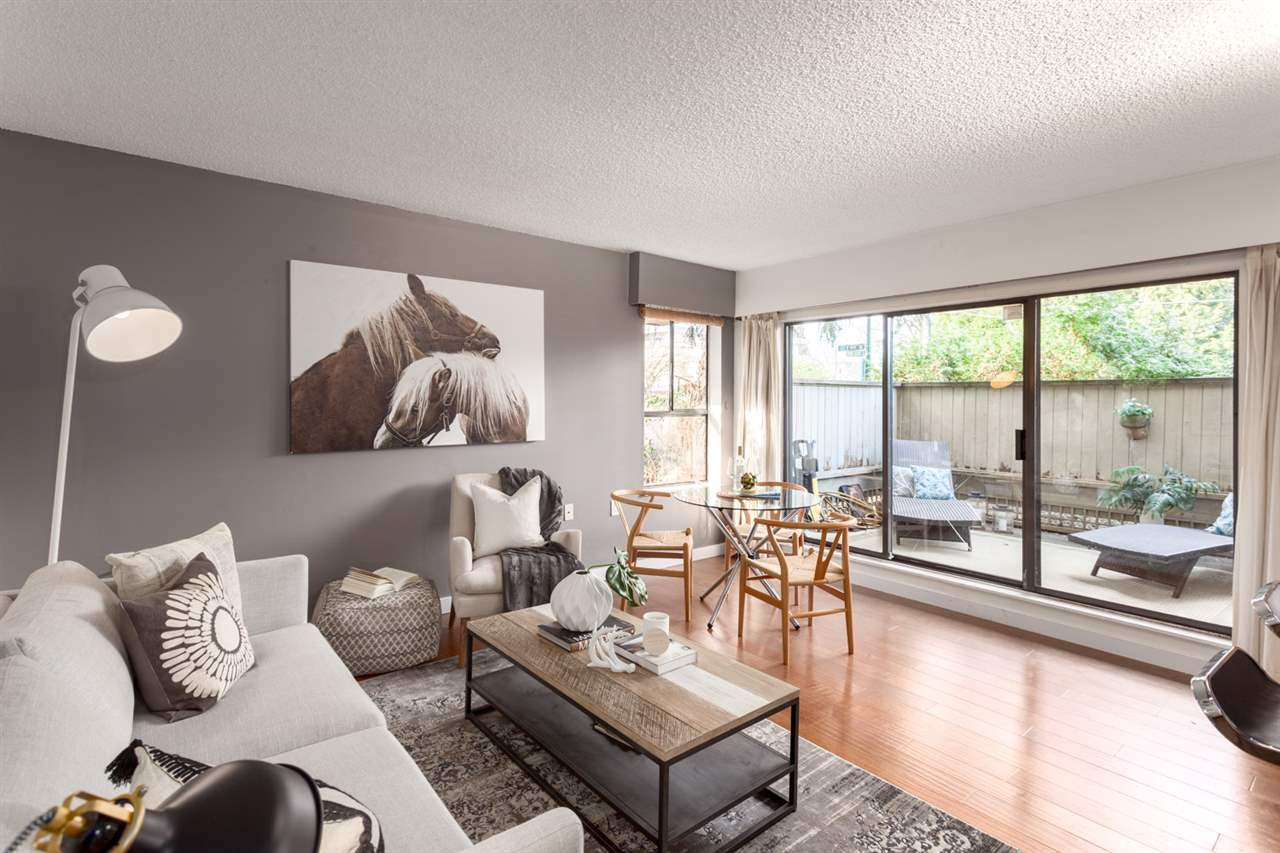 """Main Photo: 108 2234 PRINCE ALBERT Street in Vancouver: Mount Pleasant VE Condo for sale in """"OASIS"""" (Vancouver East)  : MLS®# R2248597"""