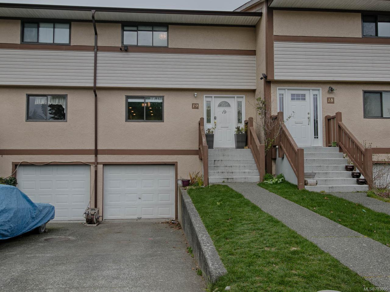 Main Photo: 19 500 Colwyn St in CAMPBELL RIVER: CR Campbell River Central Row/Townhouse for sale (Campbell River)  : MLS®# 783005