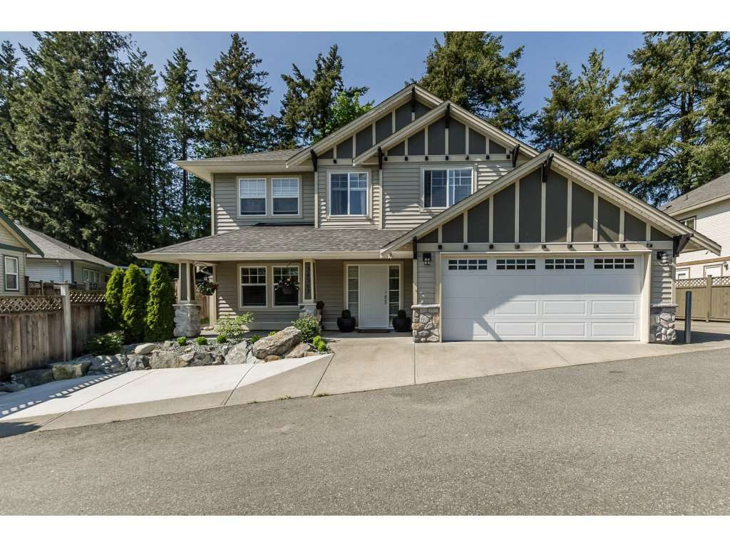 "Main Photo: 34563 STONELEIGH Avenue in Abbotsford: Abbotsford East House for sale in ""~The Quarry~"" : MLS®# R2265795"