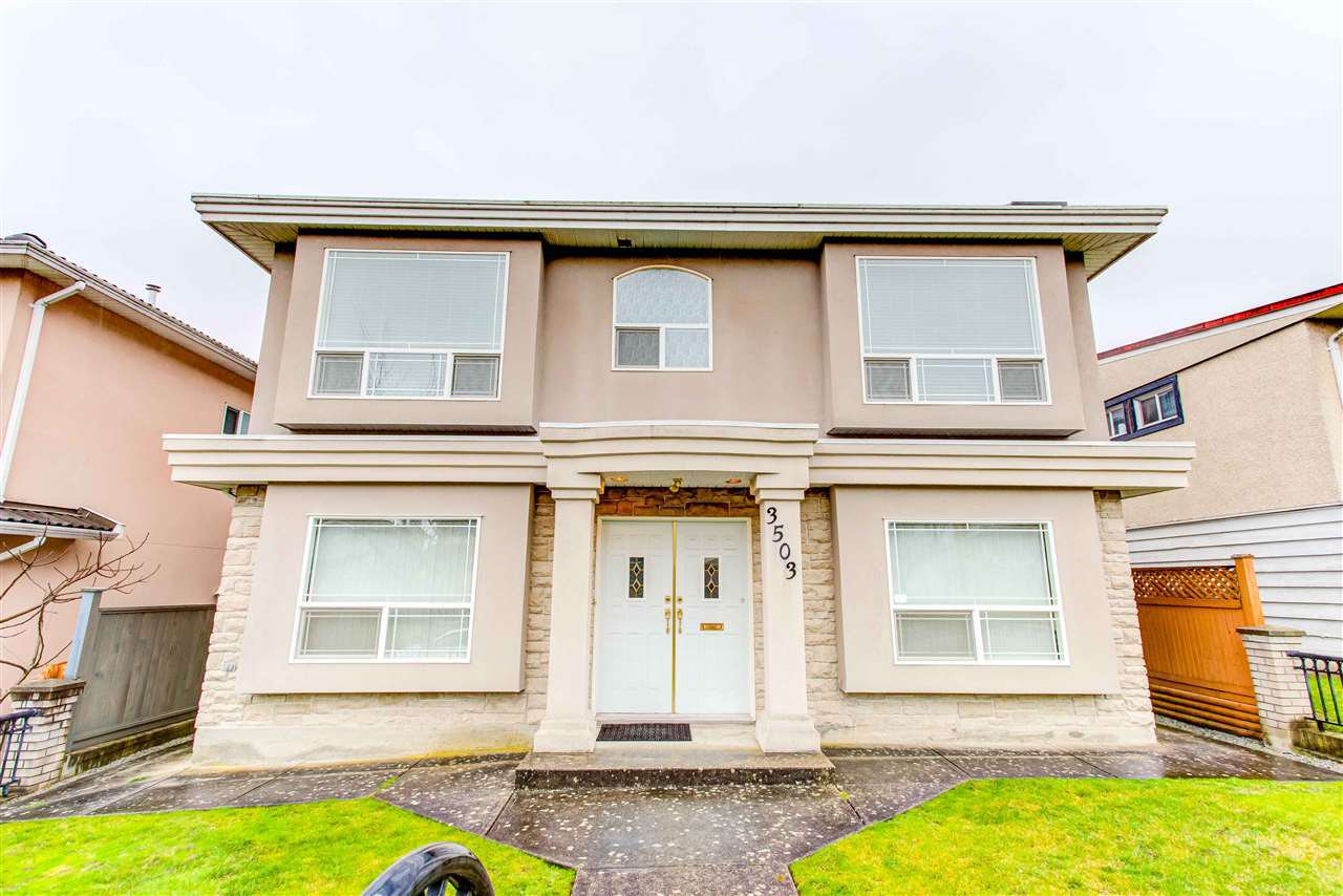 Main Photo: 3503 NORMANDY Drive in : Renfrew Heights House for sale (Vancouver East)  : MLS®# R2233960