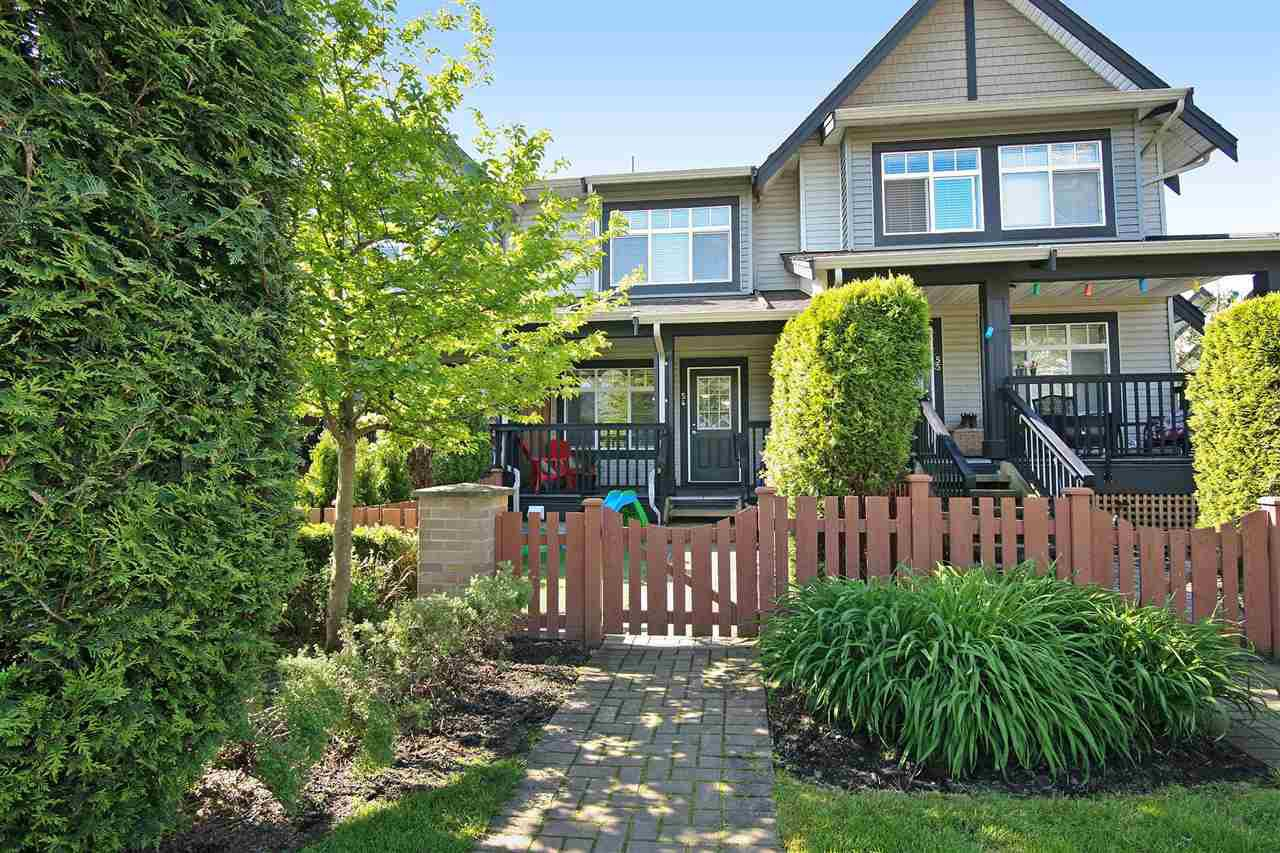 Main Photo: 54 19448 68 AVENUE in : Clayton Townhouse for sale : MLS®# R2168989