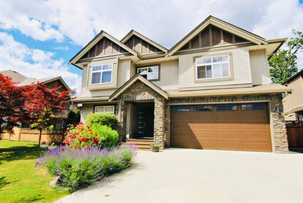 Main Photo: 32461 ABERCROMBIE Place in Mission: Mission BC House for sale : MLS®# R2345310