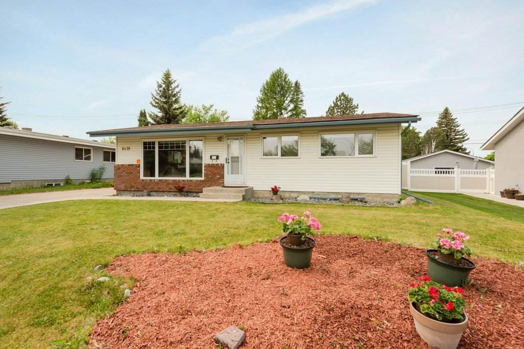 Main Photo: 6419 103A Avenue in Edmonton: Zone 19 House for sale : MLS®# E4160893