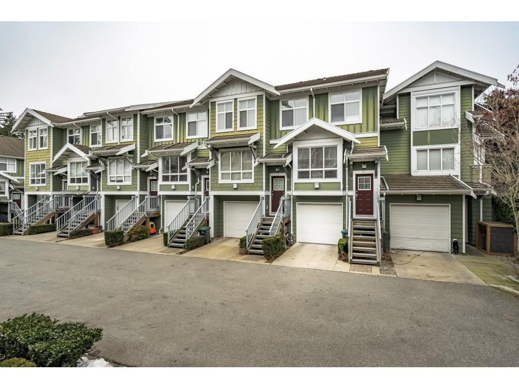"""Main Photo: 34 15168 36 Avenue in Surrey: Morgan Creek Townhouse for sale in """"SOLAY"""" (South Surrey White Rock)  : MLS®# R2385408"""