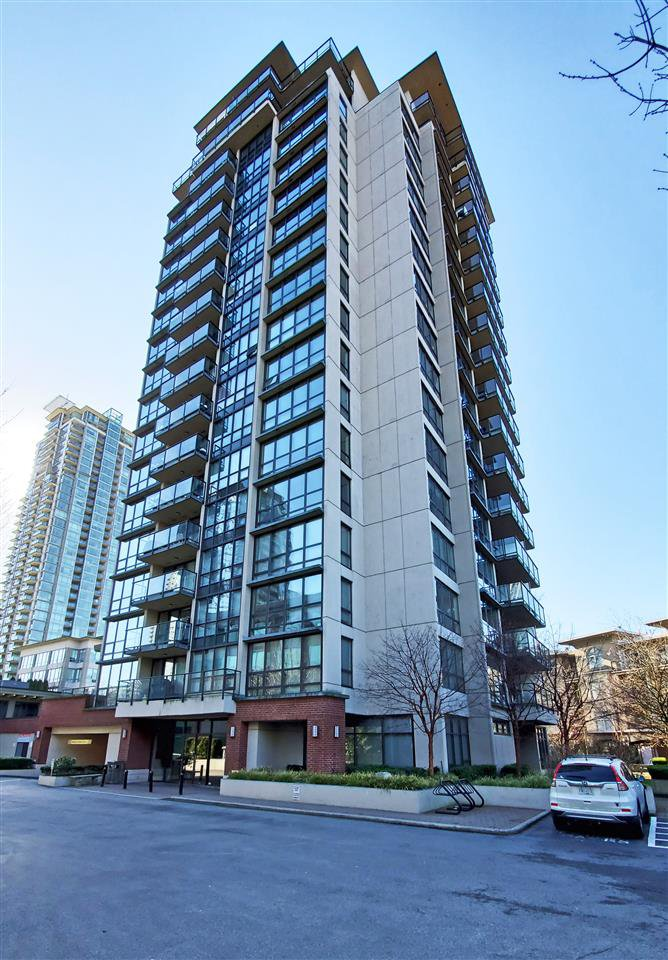 "Main Photo: 806 2959 GLEN Drive in Coquitlam: North Coquitlam Condo for sale in ""THE PARC"" : MLS®# R2437707"