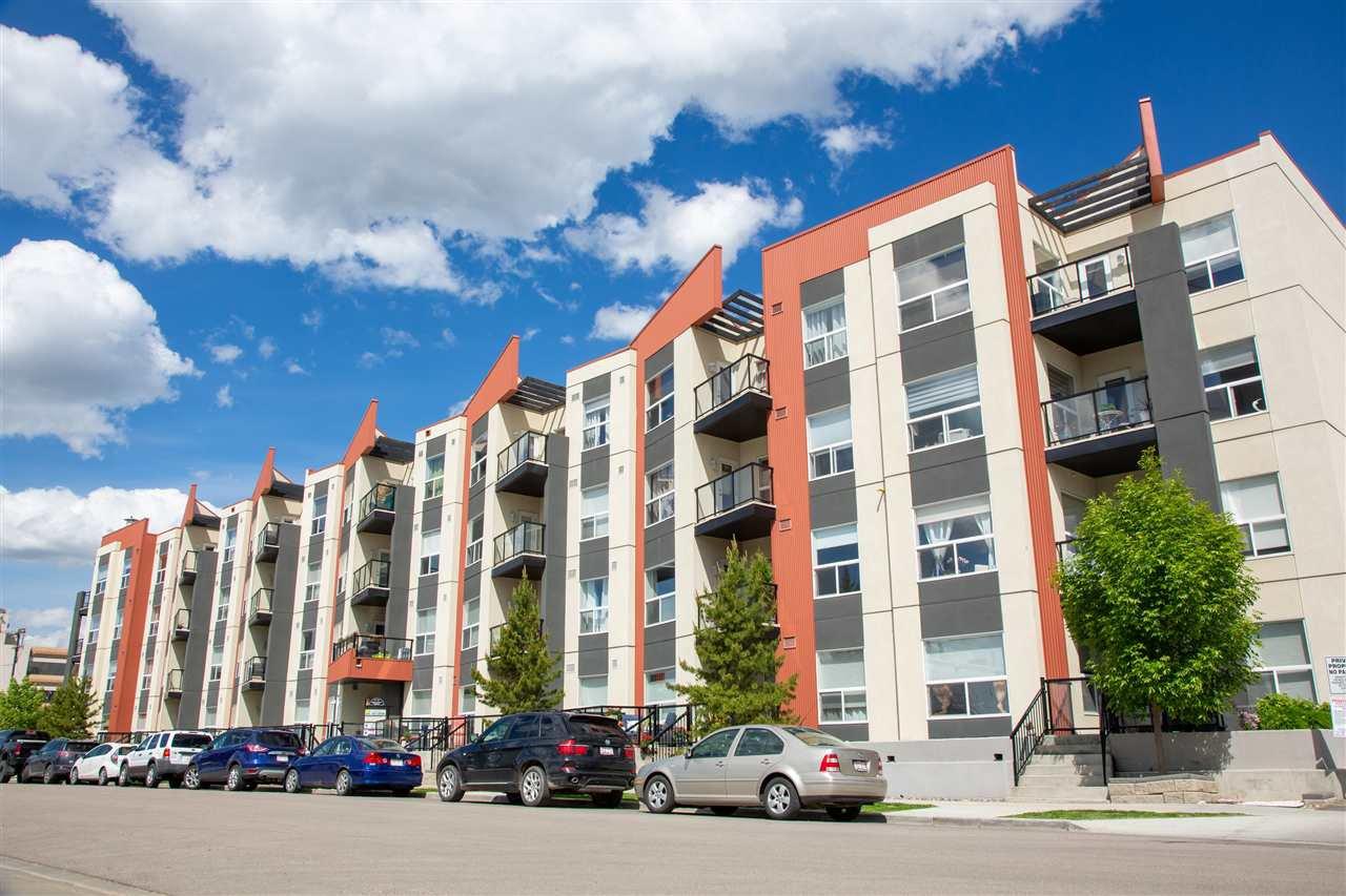Main Photo: 220 10523 123 Street in Edmonton: Zone 07 Condo for sale : MLS®# E4201340
