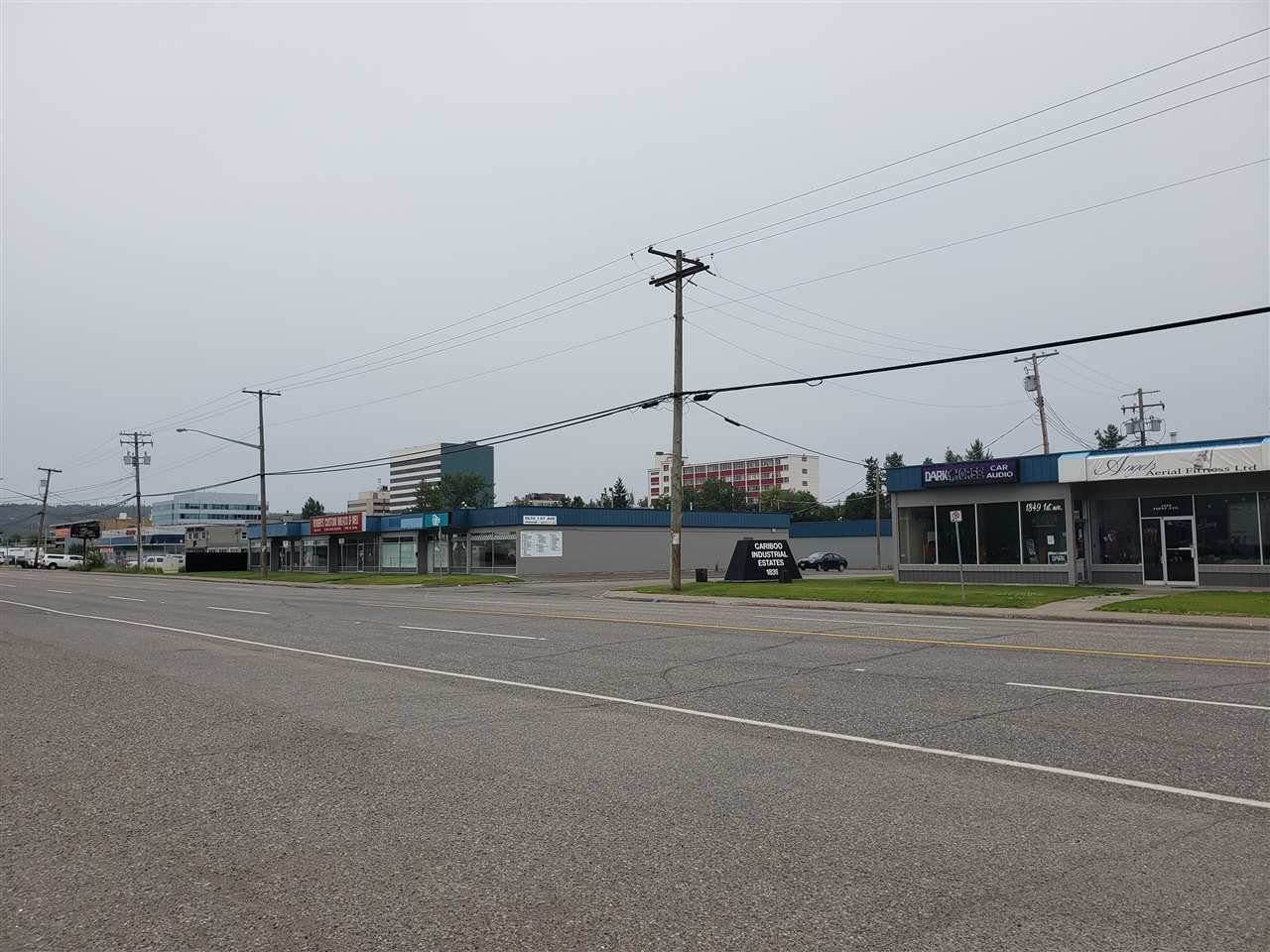 Main Photo: 1805 1ST Avenue in Prince George: East End Industrial for lease (PG City Central (Zone 72))  : MLS®# C8032555