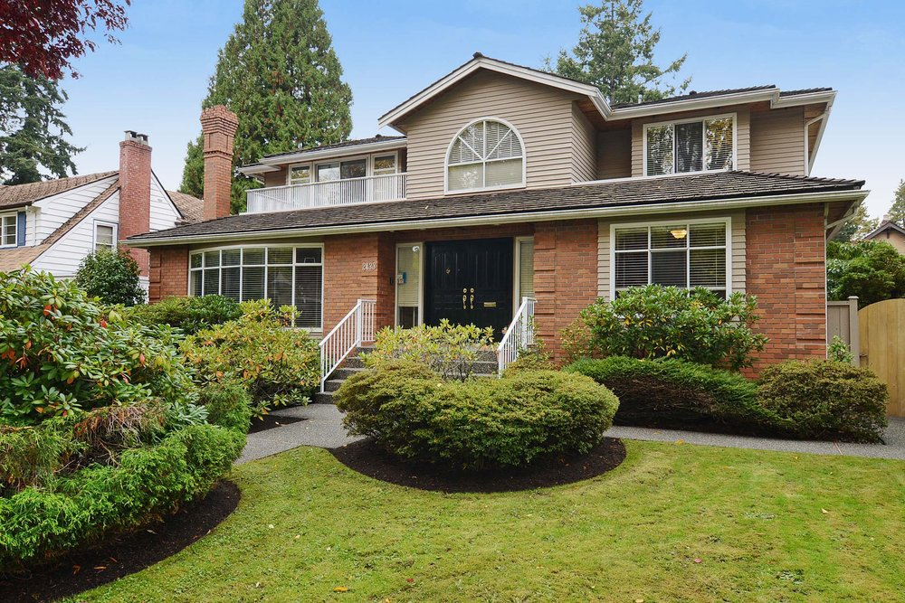 Main Photo: 2433 West 35th Avenue in Vancouver: Quilchena Home for sale ()