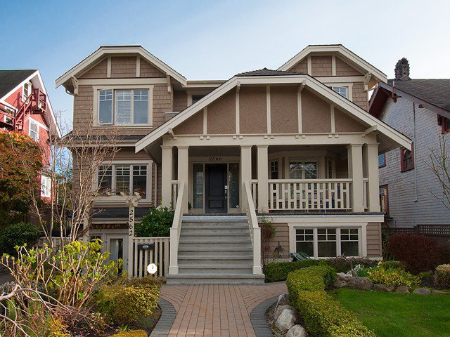 Photo 1: Photos: 2566 W 3RD Avenue in Vancouver: Kitsilano Townhouse for sale (Vancouver West)  : MLS®# V1058083
