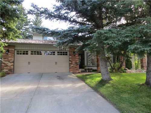 Main Photo: 3374 OAKWOOD Drive SW: Oakridge 2 Storey Split for sale ()  : MLS®# C3586112