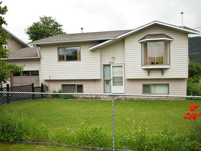 Main Photo: 2021 N THIRD Avenue in Williams Lake: Williams Lake - City House for sale (Williams Lake (Zone 27))  : MLS®# N237528