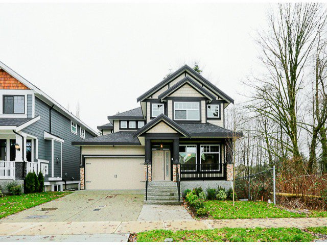 Main Photo: 15958 106TH Avenue in Surrey: Fraser Heights House for sale (North Surrey)  : MLS®# F1431312