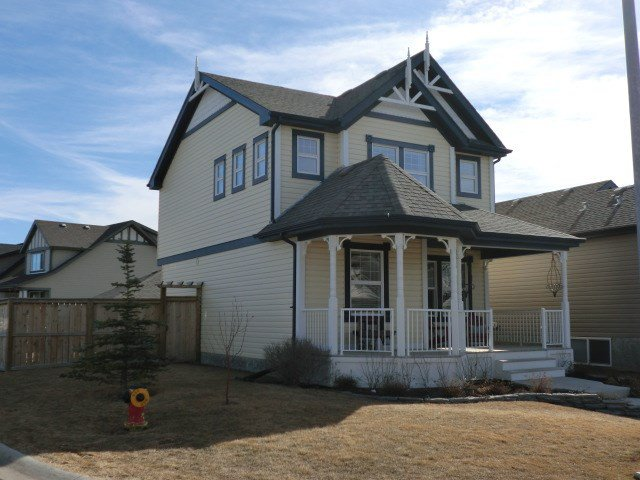 Main Photo: 34 SUNSET Heights: Cochrane House for sale : MLS®# C3652697