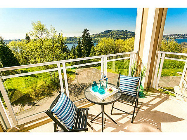 "Main Photo: 317 3629 DEERCREST Drive in North Vancouver: Roche Point Condo for sale in ""DEERFIELD BY THE SEA"" : MLS®# V1118093"