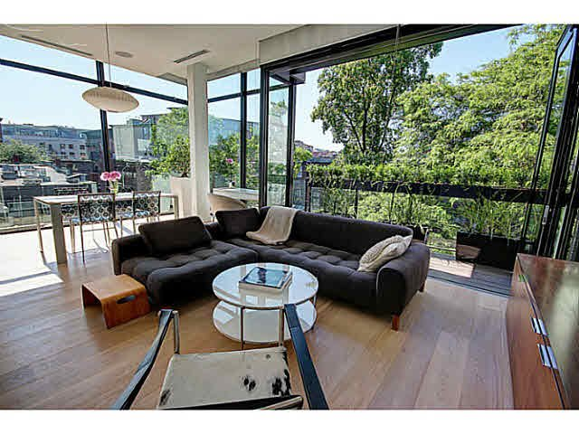 "Main Photo: 406 12 WATER Street in Vancouver: Downtown VW Condo for sale in ""GARAGE"" (Vancouver West)  : MLS®# V1126043"