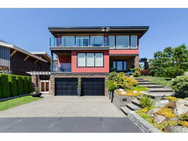 "Photo 1: Photos: 1159 BALSAM Street: White Rock House for sale in ""UPPER EAST BEACH"" (South Surrey White Rock)  : MLS®# F1445609"