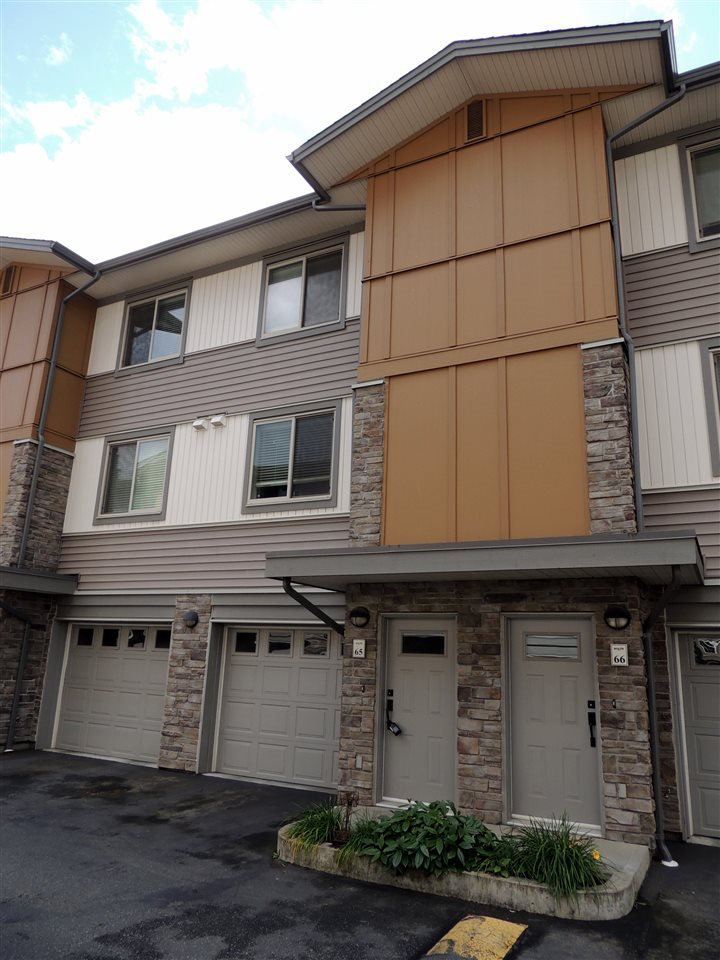 Photo 2: Photos: 65 34248 KING Road in Abbotsford: Poplar Townhouse for sale : MLS®# R2136168