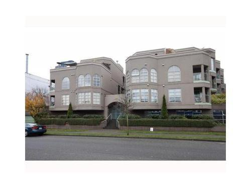 Main Photo: 112 1082 8TH Ave in Vancouver West: Home for sale : MLS®# V836062
