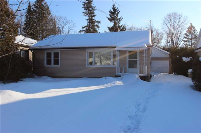 Main Photo: 495 North Street in Brock: Beaverton House (Bungalow) for sale : MLS®# N3714164