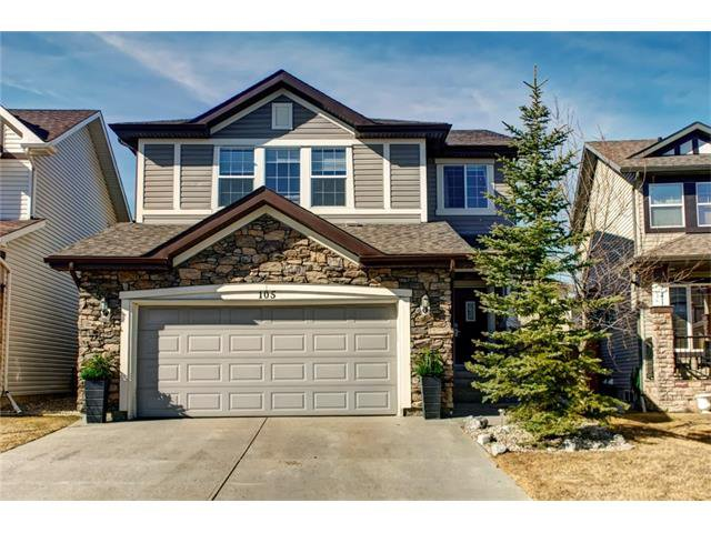 Main Photo: 105 CHAPARRAL RAVINE View SE in Calgary: Chaparral House for sale : MLS®# C4111705