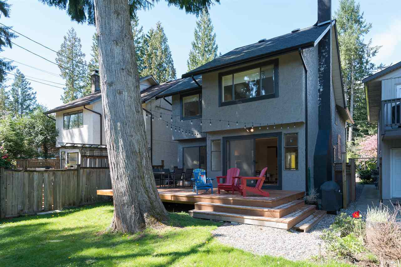 Photo 20: Photos: 1045 CANYON BOULEVARD in North Vancouver: Canyon Heights NV House for sale : MLS®# R2173143