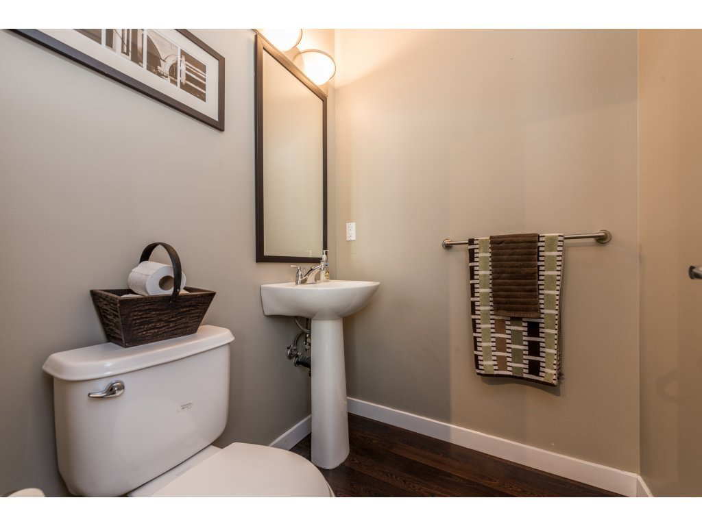 """Photo 12: Photos: 25 6956 193 Street in Surrey: Clayton Townhouse for sale in """"Edge"""" (Cloverdale)  : MLS®# R2194884"""