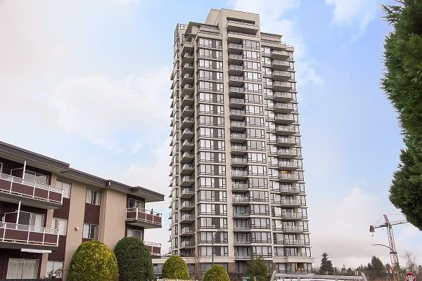 "Main Photo: 1401 7325 ARCOLA Street in Burnaby: Highgate Condo for sale in ""ESPRIT"" (Burnaby South)  : MLS®# R2225641"