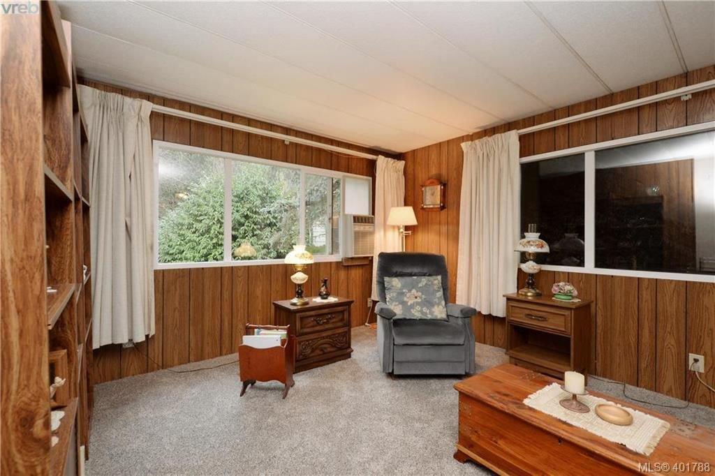 Photo 5: Photos: 10 5838 Blythwood Rd in SOOKE: Sk Saseenos Manufactured Home for sale (Sooke)  : MLS®# 801783