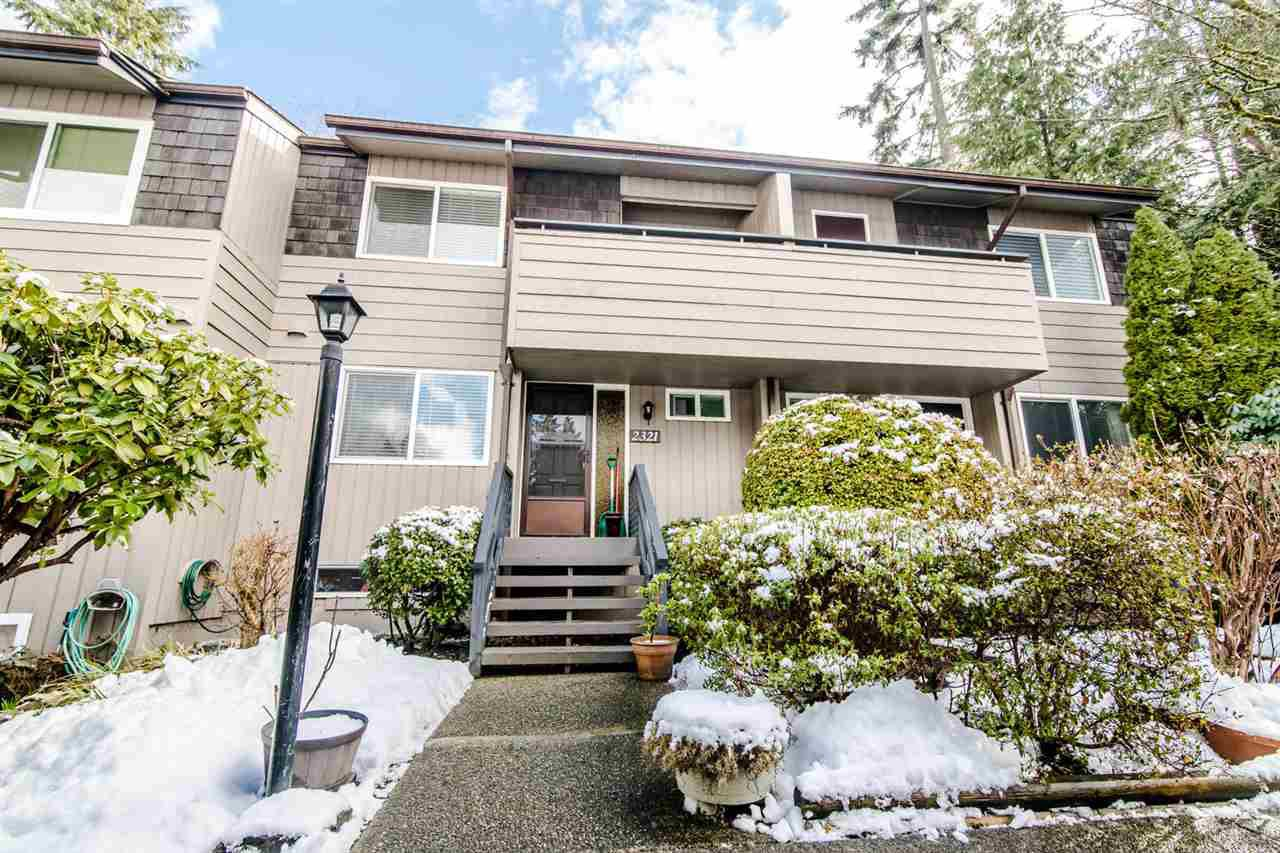 "Main Photo: 2321 MOUNTAIN Highway in North Vancouver: Lynn Valley Townhouse for sale in ""Yorkwood Park"" : MLS®# R2345873"